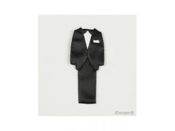 Vestito dello sposo in miniatura