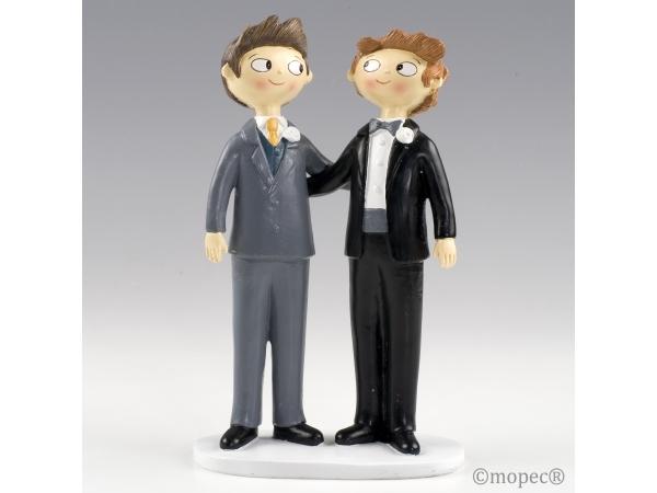 Figurina torta - Boys Pop & Fun