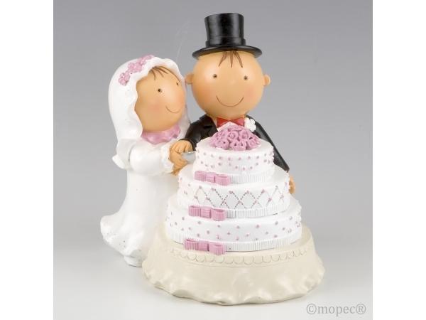 Figurina per la torta Pit & Pita