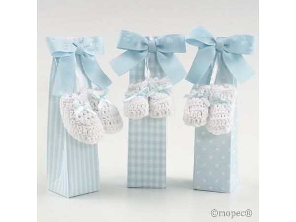 Confezione regalo con scarpette