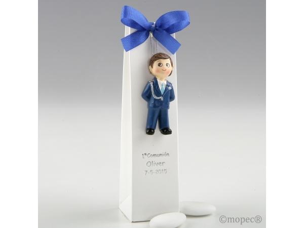 Bustina per confetti con magnete