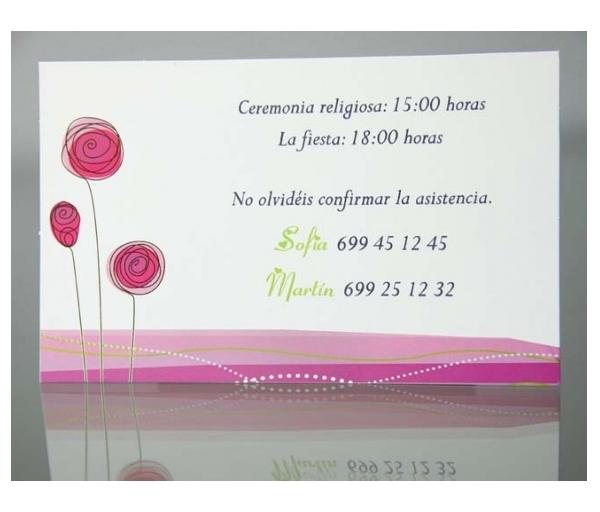 Top Invito di nozze – FashioNozze.com LY22