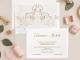 Partecipazione di nozze
